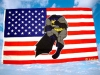 Fahnen Flaggen USA BATMAN 150 x 90 cm